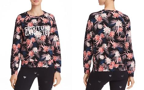 Spiritual Gangster Varsity Logo Sweatshirt - Bloomingdale's_2