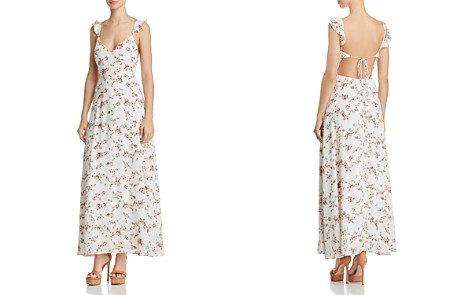 FORE Floral Maxi Dress - Bloomingdale's_2
