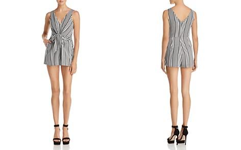 Sunset & Spring Sleeveless Stripe Romper - 100% Exclusive - Bloomingdale's_2