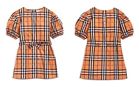 Burberry Girls' Thelma Vintage Check Dress - Little Kid, Big Kid - Bloomingdale's_2
