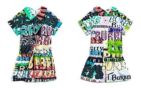 Burberry Girls' Annabel Graffiti Logo Print Dress - Little Kid, Big Kid - Bloomingdale's_2