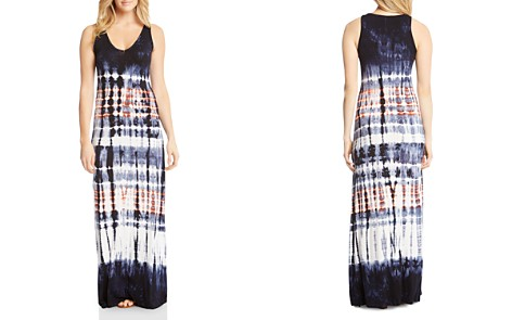 Karen Kane Tie-Dye Maxi Dress - Bloomingdale's_2