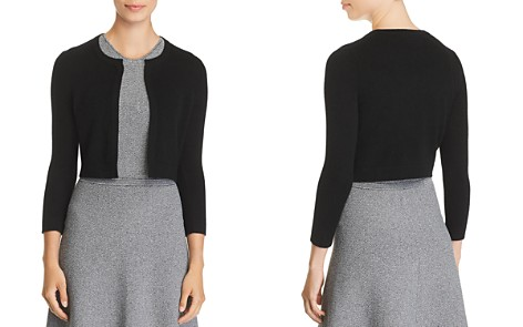 C by Bloomingdale's Cashmere Bolero - 100% Exclusive _2