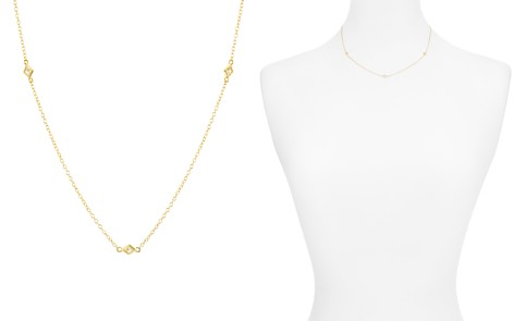 "AQUA Geometric Stations Necklace, 16"" - 100% Exclusive - Bloomingdale's_2"