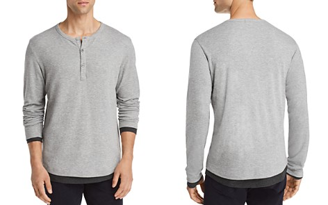 Theory Double Layer Henley - 100% Exclusive - Bloomingdale's_2