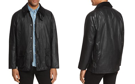 Barbour Wax-Coated Rain Jacket - 100% Exclusive - Bloomingdale's_2