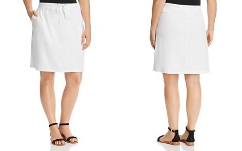 NIC+ZOE Plus Open Road Drawstring Skirt - Bloomingdale's_2