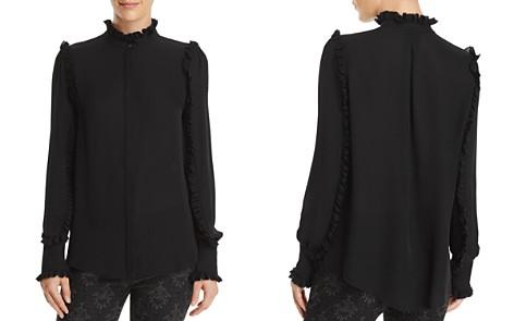 Kobi Halperin Kristin Ruffle Silk Blouse - 100% Exclusive - Bloomingdale's_2