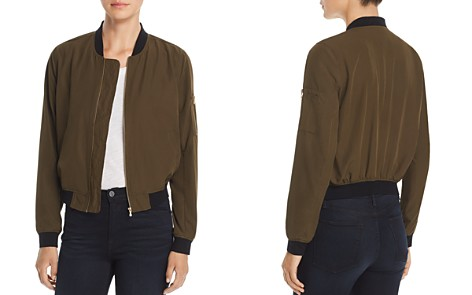 Bagatelle Bomber Jacket - 100% Exclusive - Bloomingdale's_2