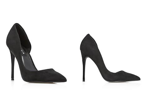 AQUA Women's Dion Half d'Orsay High Heel Pumps - 100% Exclusive - Bloomingdale's_2