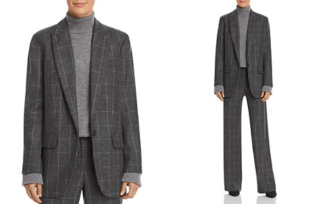 Equipment James Plaid Blazer - Bloomingdale's_2