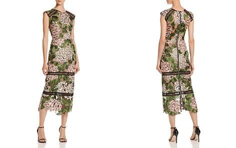 BRONX AND BANCO Cherry Embellished Midi Dress - Bloomingdale's_2