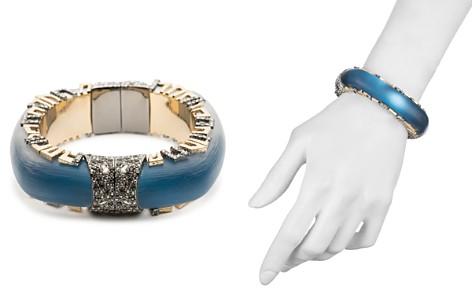 Alexis Bittar Geometric Pavé Lucite Hinge Bracelet - Bloomingdale's_2