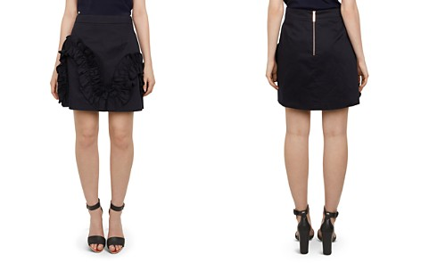 Ted Baker Suzanah Ruffled Mini Skirt - Bloomingdale's_2