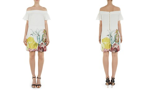 Ted Baker Nayylee Tranquility Tunic-Style Romper - Bloomingdale's_2