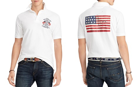 Polo Ralph Lauren Polo Classic Fit Mesh Rugby Shirt - Bloomingdale's_2