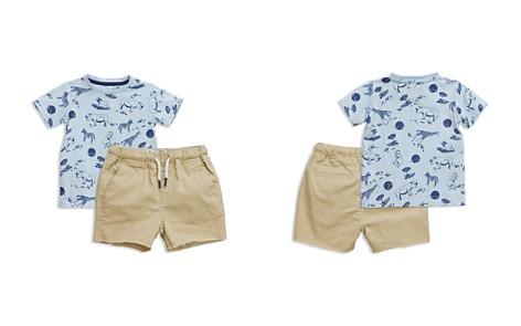 Sovereign Code Boys' Safari Ride Tee & Chino Shorts Set - Baby - Bloomingdale's_2