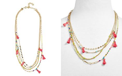 "BAUBLEBAR Rida Tasseled Layered Necklace, 23"" - Bloomingdale's_2"
