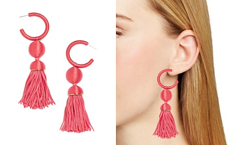 BAUBLEBAR Sameria Hoop & Tassel Drop Earrings - Bloomingdale's_2