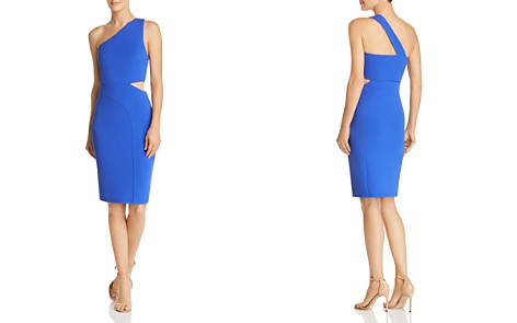 Laundry by Shelli Segal One-Shoulder Cutout Dress - 100% Exclusive - Bloomingdale's_2