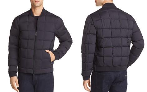 Emporio Armani Zip Puffer Jacket - Bloomingdale's_2