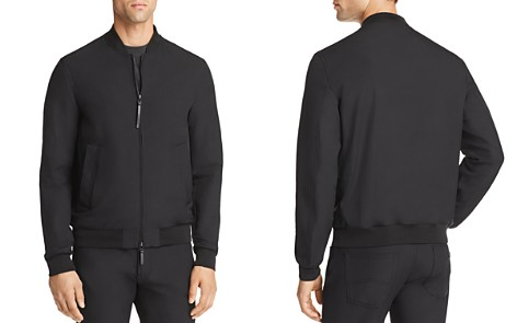 Emporio Armani Tech Bomber Jacket - Bloomingdale's_2