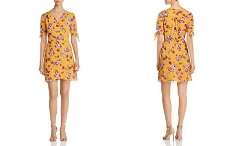 Alison Andrews Floral Wrap Dress - Bloomingdale's_2