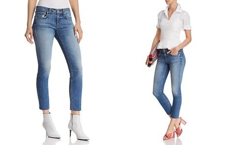 rag & bone/JEAN Dre Cuffed Ankle Slim Boyfriend Jeans in Ambra - Bloomingdale's_2