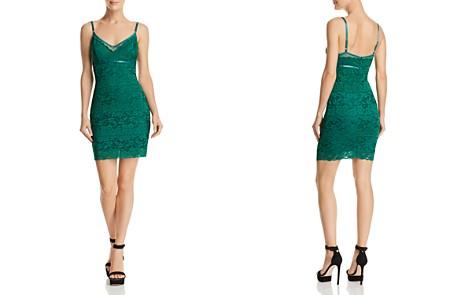 GUESS Jojo Lace Body-Con Dress - Bloomingdale's_2