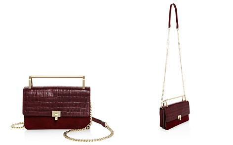 Botkier Lennox Small Mixed Leather Crossbody - Bloomingdale's_2