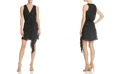 Ramy Brook Desiree Drape-Front Dress - Bloomingdale's_2