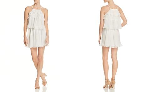 Ramy Brook Shauna Pleated Mini Dress - Bloomingdale's_2