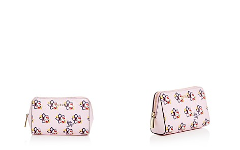 Furla Hello Kitty Medium Embossed Leather Cosmetics Case - Bloomingdale's_2