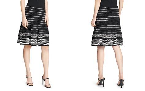 Calvin Klein Geo Knit Skirt - Bloomingdale's_2