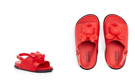 Mini Melissa Girls' Disney Slingback Pool Slide Sandals - Walker, Toddler - Bloomingdale's_2
