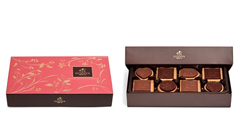 Godiva® 20-Piece Assorted Prestige Biscuit Gift Box - Bloomingdale's_2
