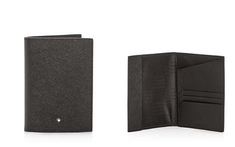 Montblanc Sartorial Leather Passport Holder - Bloomingdale's_2