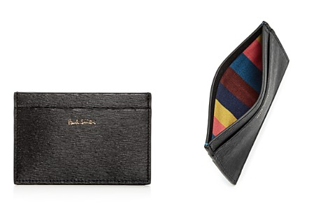 Paul Smith Color-Block Embossed Leather Card Case - Bloomingdale's_2