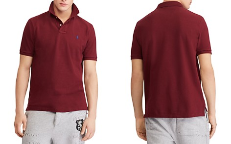 Polo Ralph Lauren Polo Mesh Custom Slim Fit Polo Shirt - Bloomingdale's_2