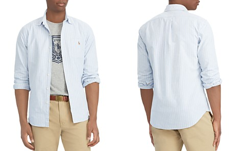 Polo Ralph Lauren Polo Striped Classic Fit Shirt - Bloomingdale's_2