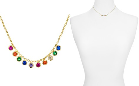 "Argento Vivo Rainbow Fringe Pendant Necklace, 14"" - Bloomingdale's_2"