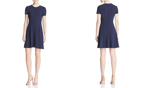 Theory Modern Seamed Dress - Bloomingdale's_2