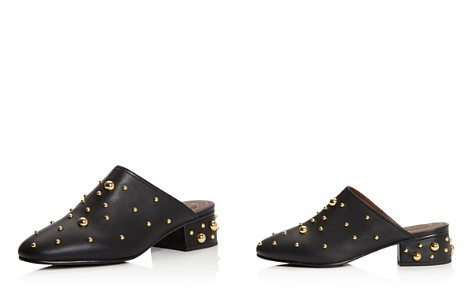 See by Chloé Women's Studded Leather Mules - Bloomingdale's_2