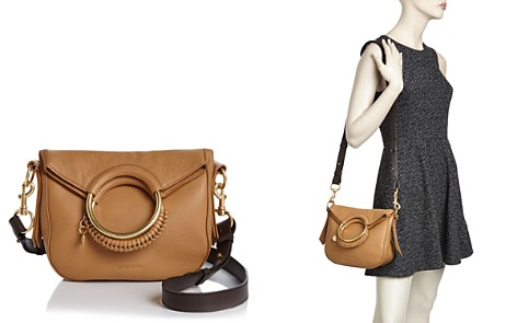 See by Chloé Monroe Small Leather Crossbody - Bloomingdale's_2