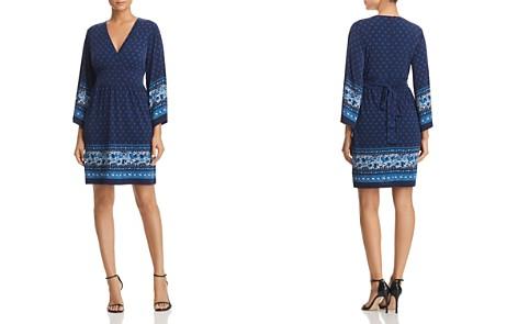 MICHAEL Michael Kors Border-Print Dress - Bloomingdale's_2