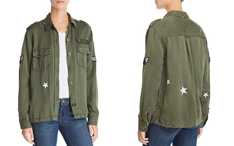 Rails Kato Military Shirt Jacket - Bloomingdale's_2