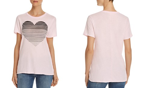 CHASER Heart Graphic Tee - Bloomingdale's_2