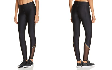 Terez Rainbow-Trim Mesh-Inset Leggings - Bloomingdale's_2