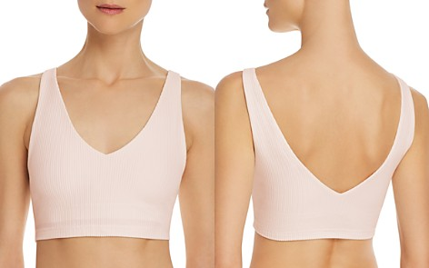 Spiritual Gangster Rib-Knit Sports Bra - Bloomingdale's_2