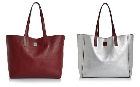 MCM Wandel Medium Reversible Leather Shopper - Bloomingdale's_2